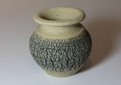 Limestone Pavement Series Jar Pot