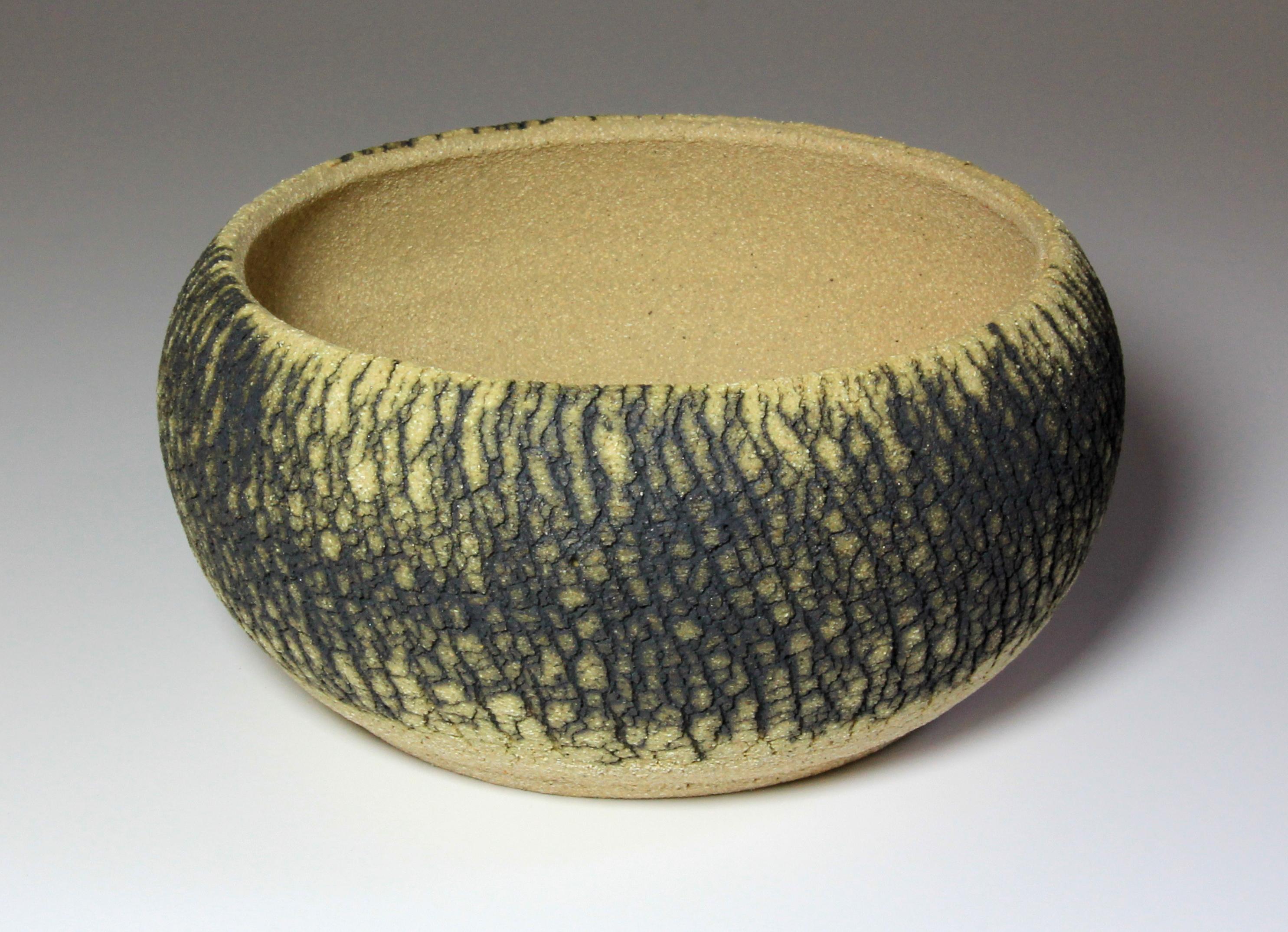 Emmeline Butler Tree Bark Large Bowl
