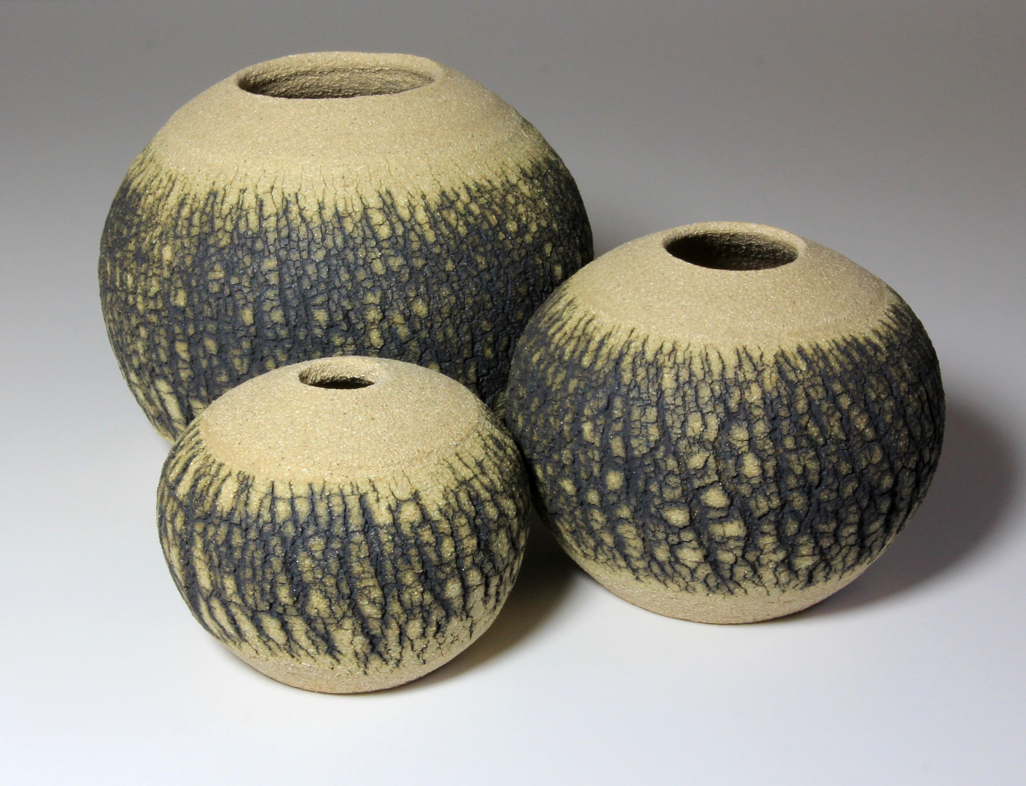 Tree Bark Series Orb Group