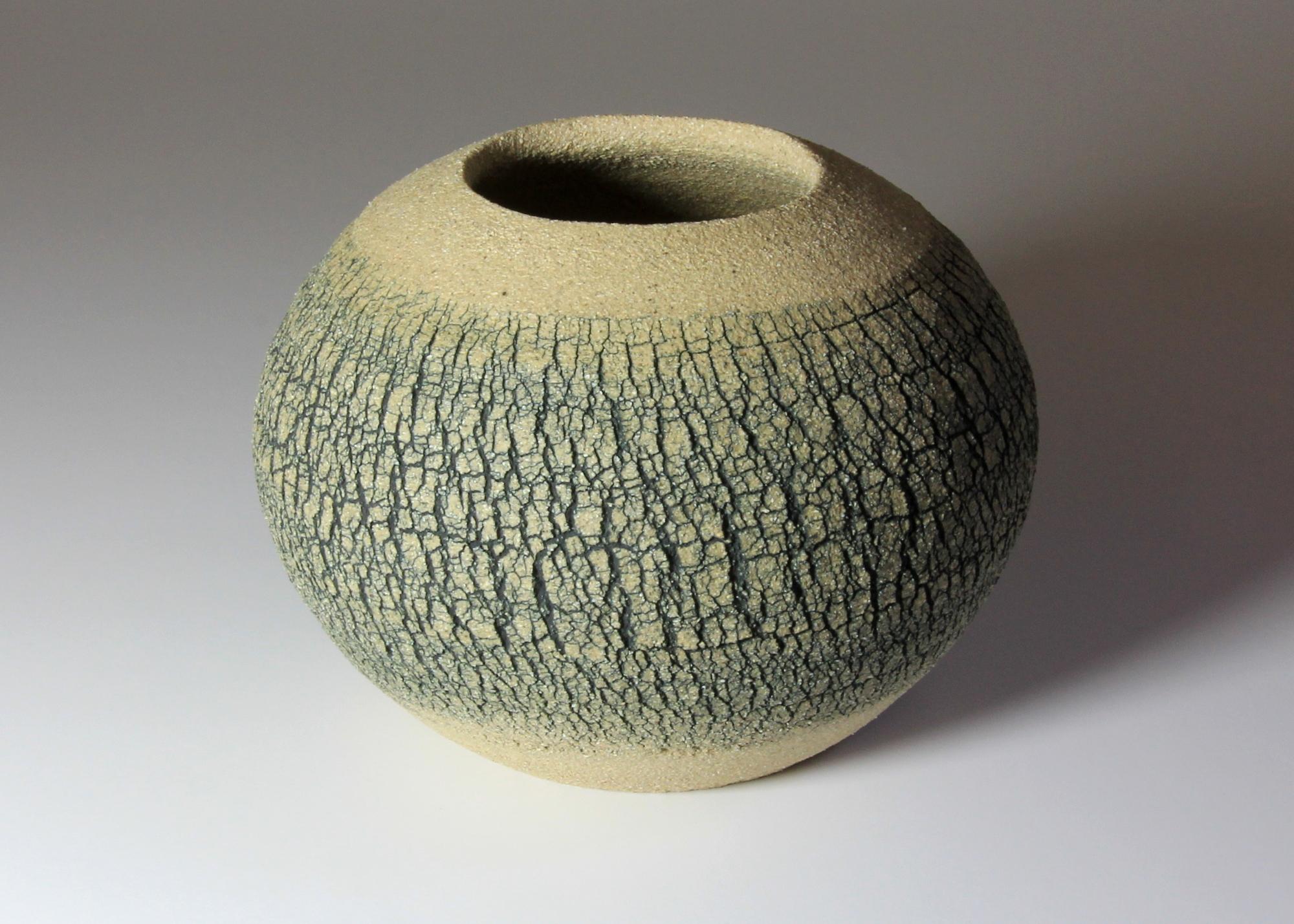 Emmeline Butler Limestone Orb 1