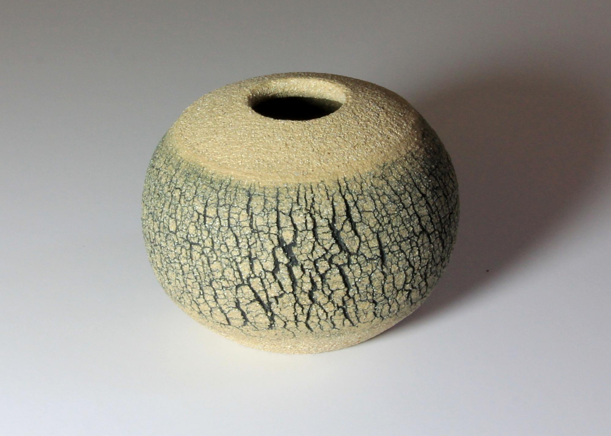 Emmeline Butler Limestone Orb 3
