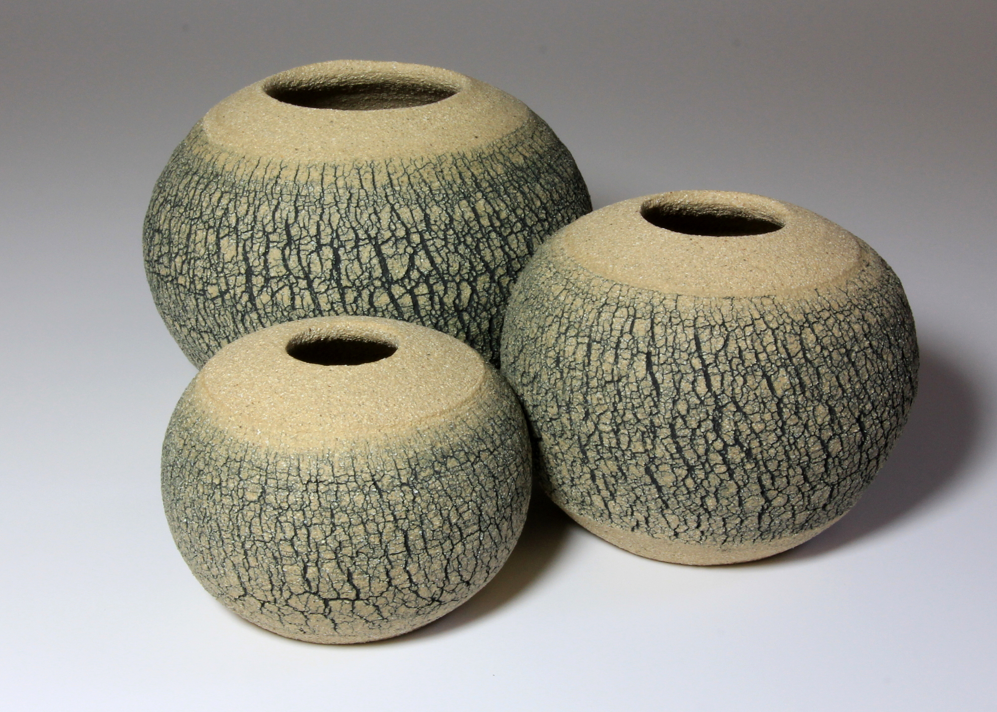 Emmeline Butler Limestone Orb group